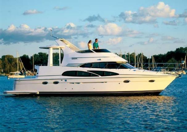 2006 carver 44 cockpit motor yacht power boat for sale for Scott motors knoxville tn