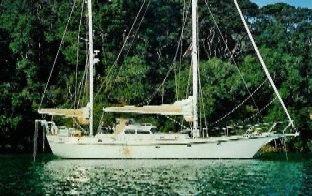 2000 Southern Yachts Ganley 56 Cruising Yacht