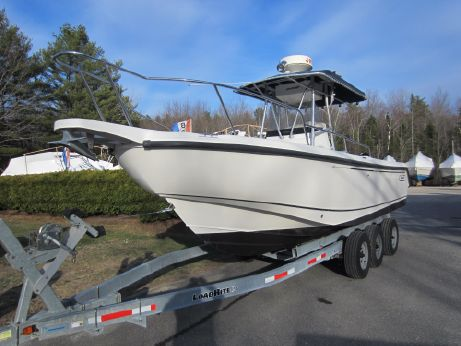 2001 Boston Whaler 260 Outrage CC