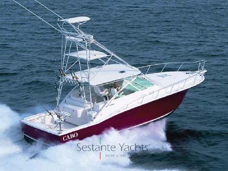 2003 Cabo 40 Express