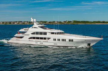164' Trinity Yachts 2010