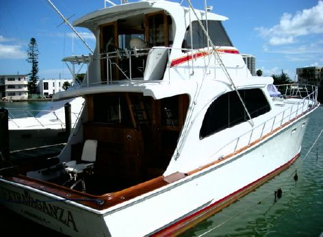1986 Tiffany 62 Custom Sportfish