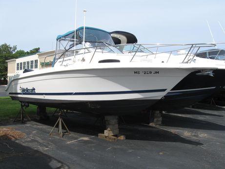 1998 Wellcraft 24 Coastal Walkaround