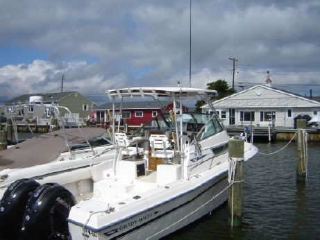 1990 Grady White 25 Sailfish New Repower