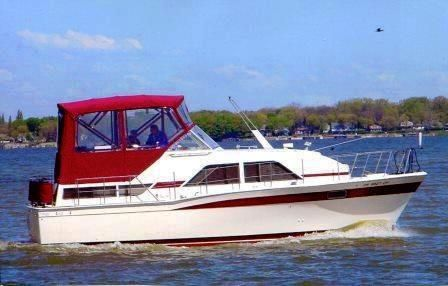 1980 Chris Craft1 Catalina