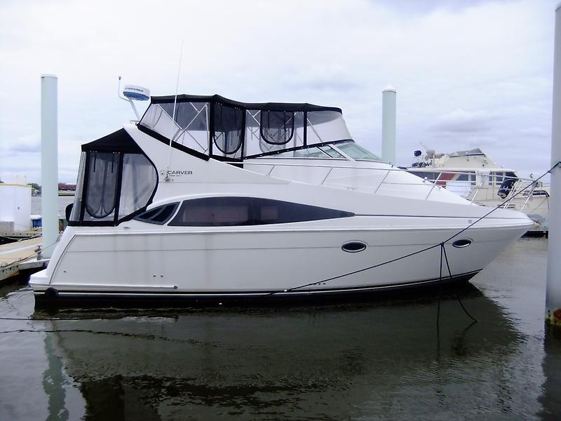 2004 carver mariner power boat for sale for Outboard motors for sale maryland