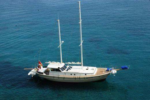 1986 Aegean Yacht GULET
