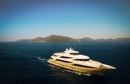 2011 Mengi Yay Yachts 41m Motor Yacht