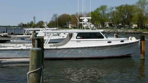 2004 Markley 46 Bay Built