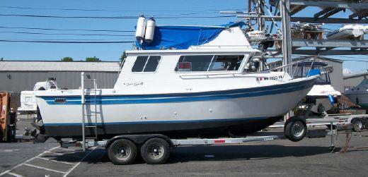 1994 Sea Sport Navigator 2700
