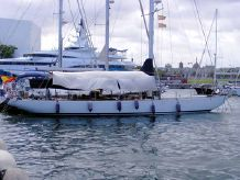 1976 12 Metre America's Cup Yacht