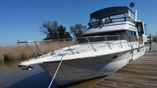 1988 Dyna Yachts 52