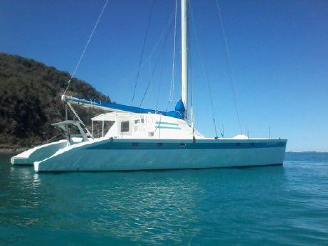 2009 Sourisse Catamaran