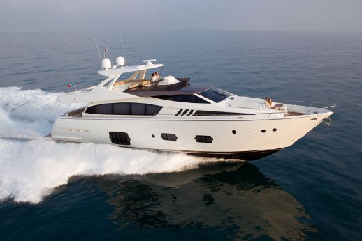 2012 Ferretti 800 Hard Top