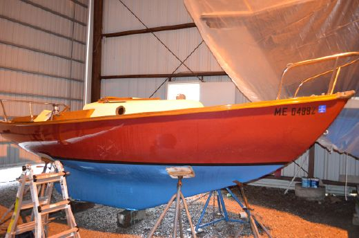 1976 Cape Dory Typhoon