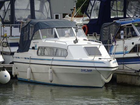 1996 Viking 22 Wide beam