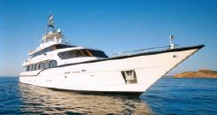 1993 Custom Displacement yacht