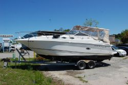 2002 Regal 2765 with Trailer
