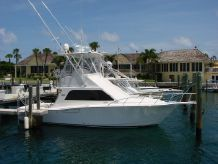 2005 Cabo Yachts Inc 35 Flybridge