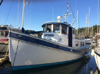 1988 Lord Nelson Victory Tug 37