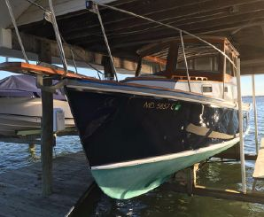 1993 Dyer 29 Extended Hard Top
