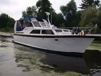 1980 Custom Trawler Yacht
