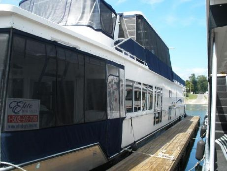 2004 Fantasy Houseboat