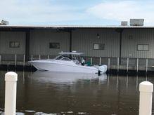 2017 Fountain 38 Sportfish Cruiser