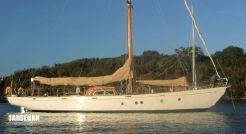 1956 Laurent Giles 60 ft Bermudan Cutter