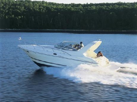 2004 Cruiser 320