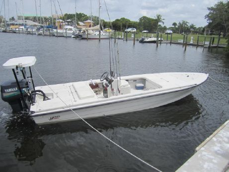 1998 Hewes 19 Bay Fisher/Flats