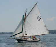 1975 Jarvis Newman Friendship Sloop
