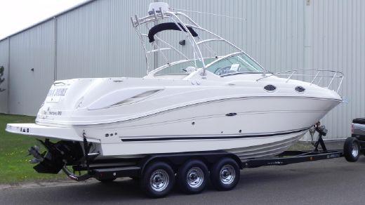 2008 Sea Ray 270 Amberjack