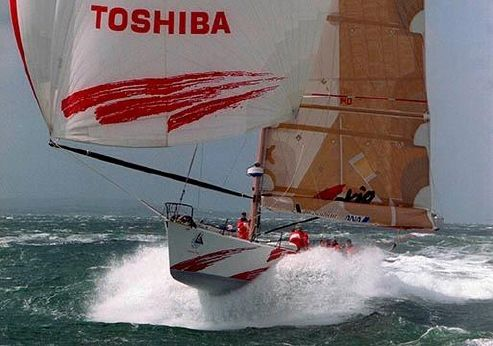 1993 Wor 60 World ocean race 1993