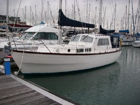2001 Atlanta 32 Ketch