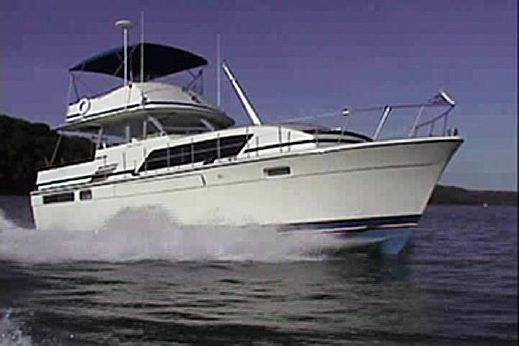 1979 Chris Craft 410 Motor Yacht