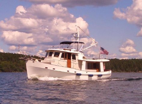 1986 Kadey Krogen Pilot House Trawler
