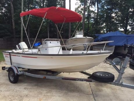 1994 Boston Whaler 15 Dauntless