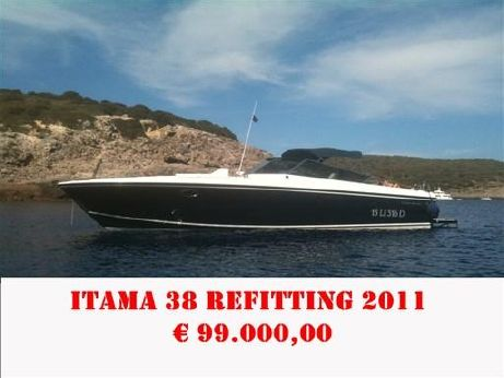1990 Itama Itama 38
