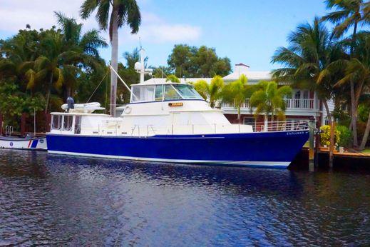 1986 Lee Wilbur Cruiser Motor Yacht