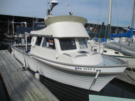 1974 Camano Trawler