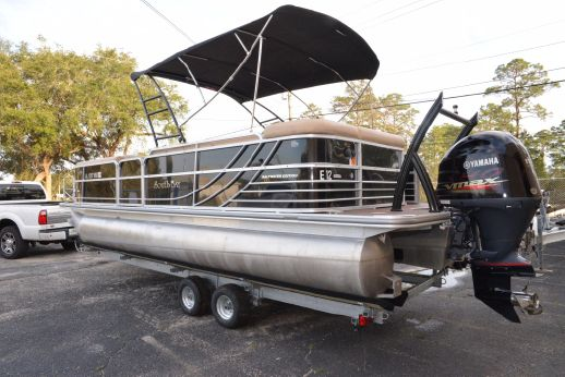 2016 South Bay Pontoons 522CR Saltwater Edition