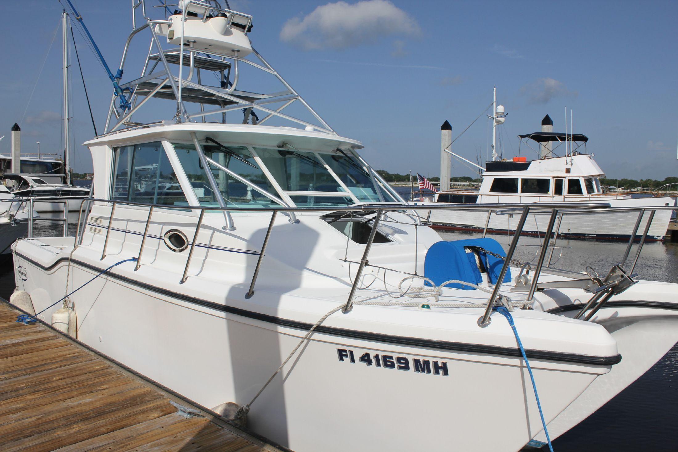 29 ft 2003 baha cruisers king cat 290