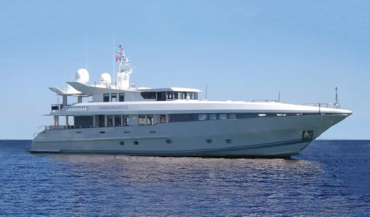 1996 Oceanfast Tri Deck Motor Yacht