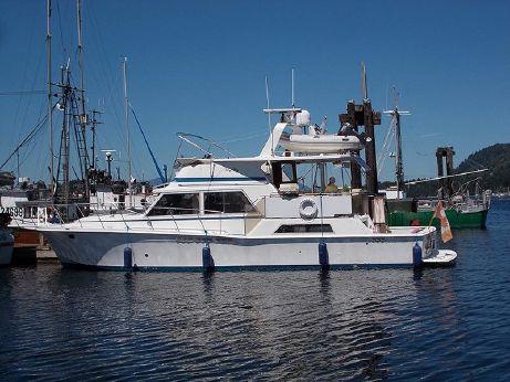 1980 Uniflite Sportfish Motoryacht