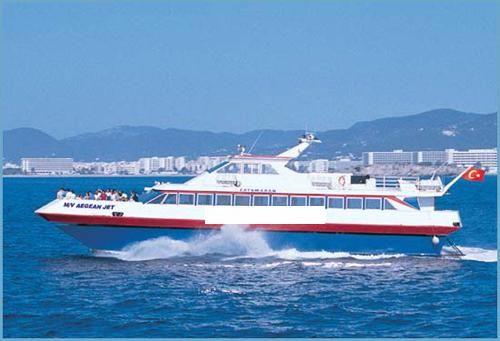 1989 Fast Passenger Ferry jet passenger ferry