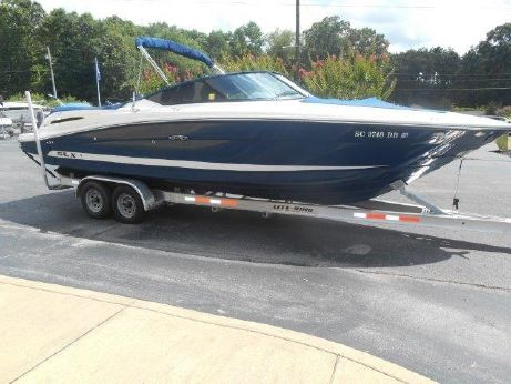 2015 Sea Ray 270 SLX w/Trailer