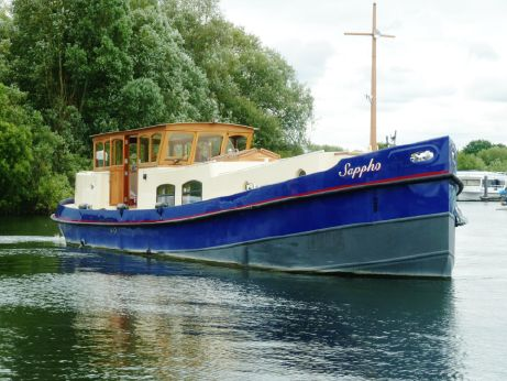 2012 Aqualine Voyager 60 Dutch Barge