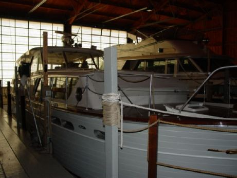 1962 Chris Craft 50 Constellation