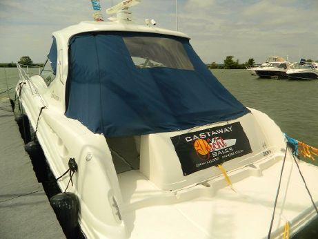 2009 Sea Ray 44 Sundancer
